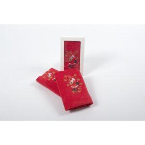 купить Полотенце Lotus - New Year 211 Красный фото