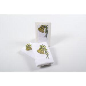 купить Полотенце Lotus - New Year 215 Белый фото