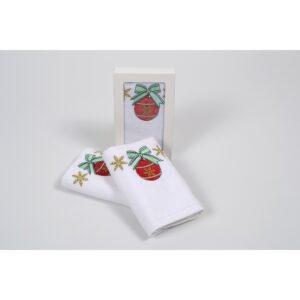 купить Полотенце Lotus - New Year 221 Белый фото