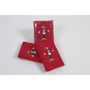 купить Полотенце Lotus - New Year 302 Красный фото