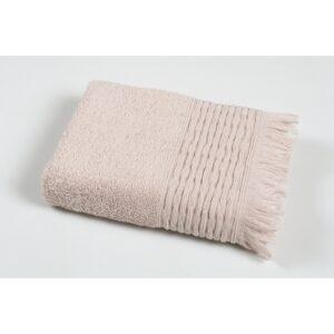 купить Полотенце Oliva Home - Antik pudra Розовый фото