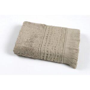 купить Полотенце Oliva Home Bamboo - Alacati gri Серый фото