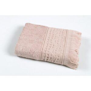купить Полотенце Oliva Home Bamboo - Alacati gul kurusu Розовый фото