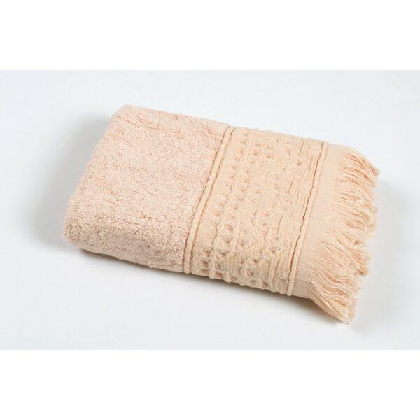 купить Полотенце Oliva Home Bamboo - Alacati somon Розовый фото
