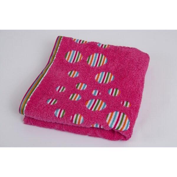 купить Полотенце Shamrock - Rainbow Розовый фото