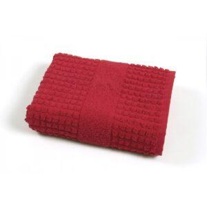 купить Полотенце TAC Iris - Kirmizy Красный фото