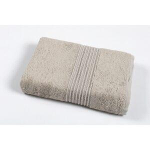 купить Полотенце TAC Maison Bamboo - Gri Бежевый фото