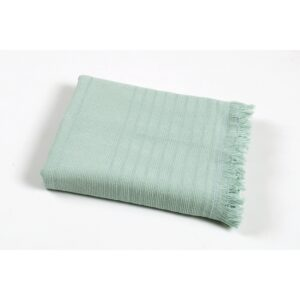 купить Полотенце TAC Pestemal Silver - Yesil Зелёный фото