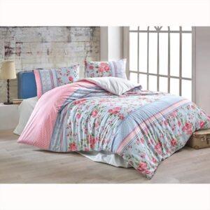 купить Постельное белье Brielle ранфорс Burcu kutulu-pembe Розовый фото