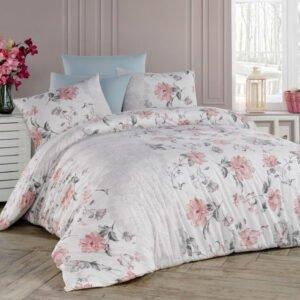 купить Постельное белье La Rita ранфорс Afrodisias Розовый фото