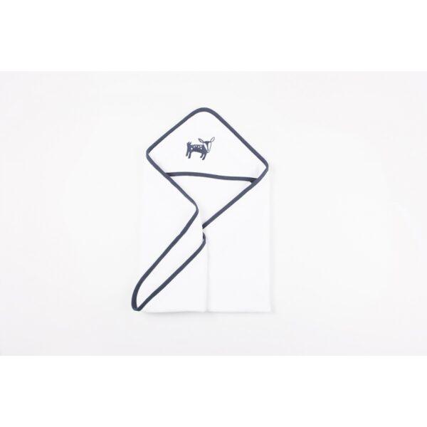 купить Уголок для купания Lotus - Deer 01 Белый фото