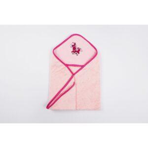 купить Уголок для купания Lotus - Horse 09 Розовый фото