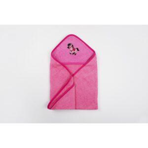 купить Уголок для купания Lotus - Horse 13 Розовый фото