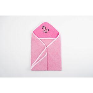 купить Уголок для купания Lotus - Horse 27 Розовый фото