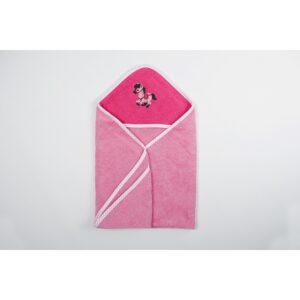 купить Уголок для купания Lotus - Horse 28 Розовый фото