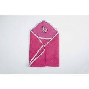 купить Уголок для купания Lotus - Horse 31 Розовый фото