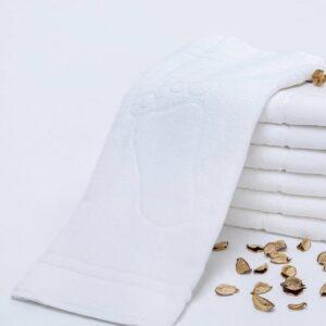 купить Коврик в ванную Zugo Home 700 Hotel Line 50*70 Белый фото