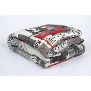купить Одеяло Iris Home - Life Collection London Серый фото