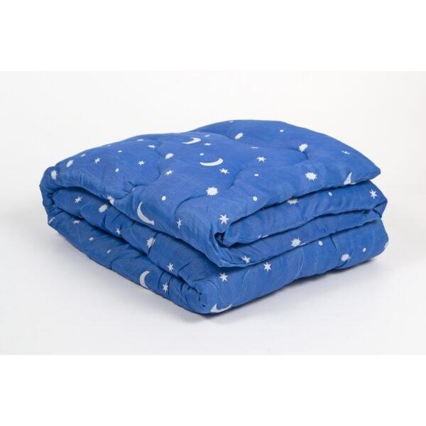 купить Одеяло Iris Home - Life Collection Moonlight Синий фото
