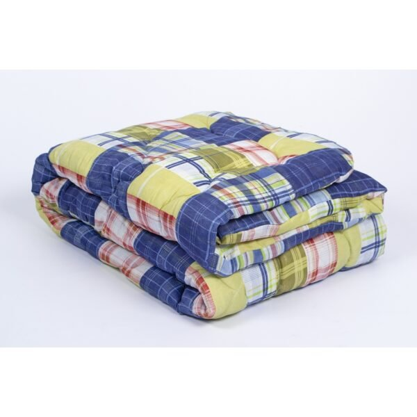 купить Одеяло Iris Home - Life Collection Patch Синий фото