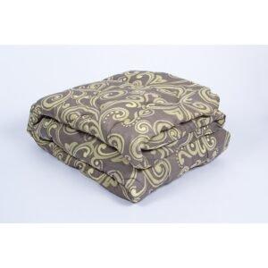 купить Одеяло Iris Home - Life Collection Scroll Кофейный фото