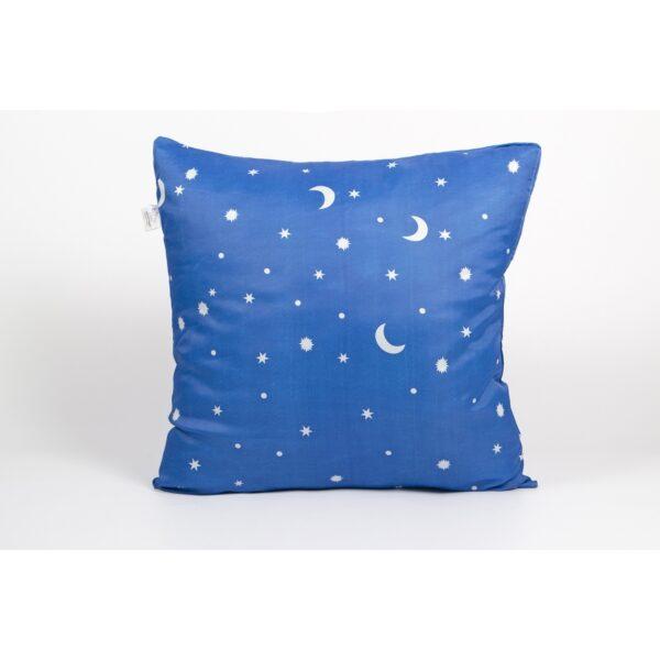 купить Подушка Iris Home - Life Collection Moonlight Синий фото