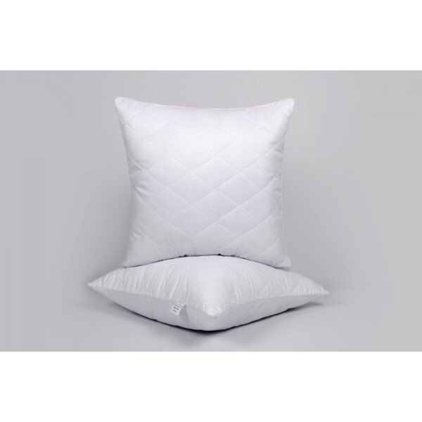 купить Подушка Lotus 60*60 - Hotel Line Белый фото