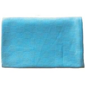 купить Покрывало-пике Zugo Home вафельное Голубой Голубой фото