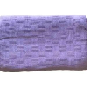 купить Покрывало-пике Zugo Home вафельное Фиолетовый Фиолетовый фото