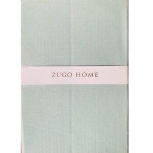 купить Простынь Zugo Home ранфорс Basic Ментоловый_x000D_ Ментоловый_x000D_ фото