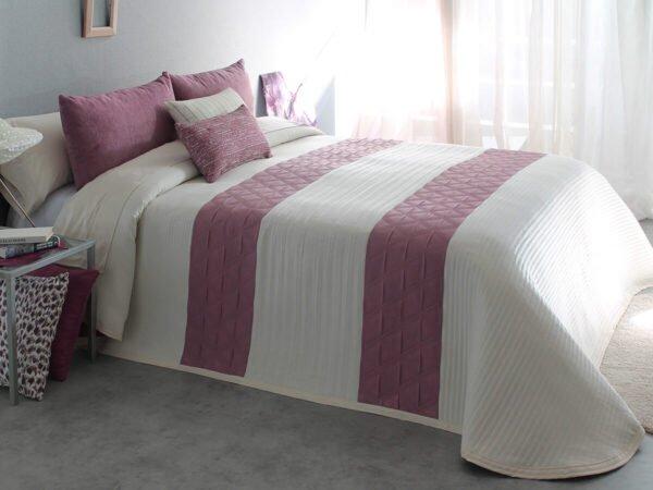 купить Покрывало двустороннее REIG MARTI CONTE C02 Розовый фото