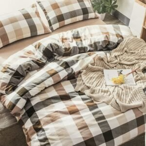 купить Постельное белье Французский лен 76843 Бежевый фото