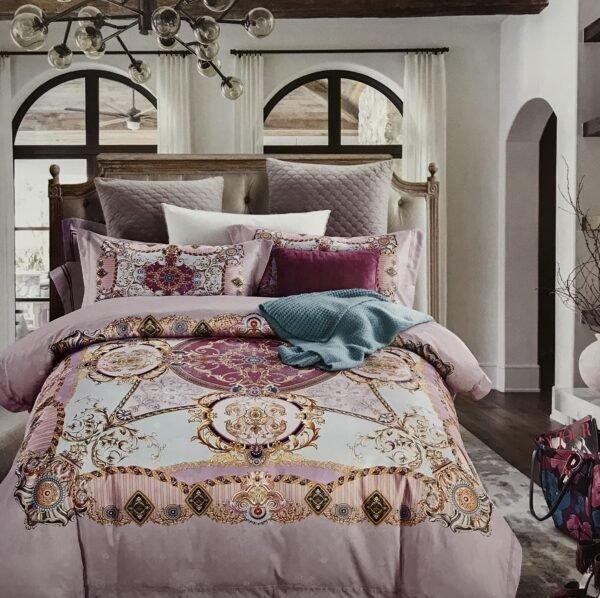 купить Постельное белье гобелен 00001734 Розовый фото