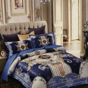 купить Постельное белье гобелен 00001736 Синий фото
