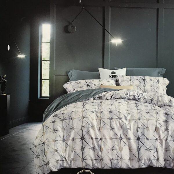купить Постельное белье сатин люкс 00001812 Серый фото