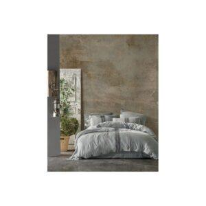 купить Постельное белье Buldans - Pandora steel grey Серый фото
