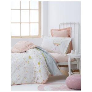 купить Постельное белье Karaca Home - Ninon 2017-1 salmon Розовый фото