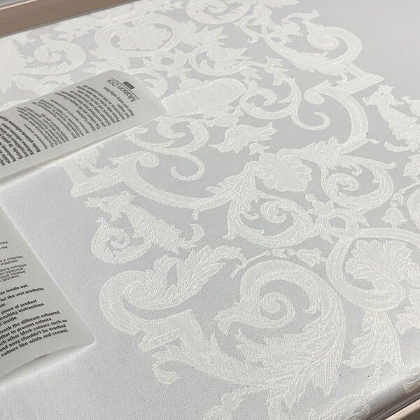 купить Постельное белье Maison Dor ADRIENNE WHITE Кремовый фото