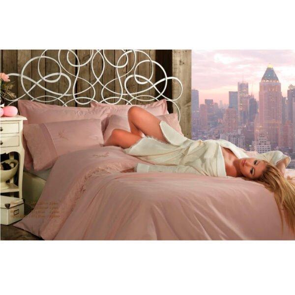 купить Постельное белье Maison Dor Helena ROSE Розовый фото