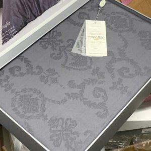 купить Постельное белье Maison Dor MIRABELLA ANTRASIT Серый фото
