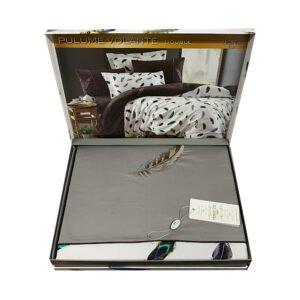 купить Постельное белье Maison Dor PLUME VOLANTE GREY Серый фото