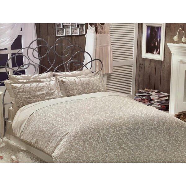 купить Постельное белье Maison Dor ROSE MARINE BEIGE Бежевый фото