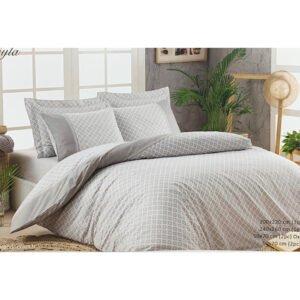 купить Постельное белье Maison Dor - SIBYLA GREY Серый фото