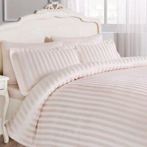 купить Постельное белье TIVOLYO HOME NEW JACQUARD PUDRA Розовый фото