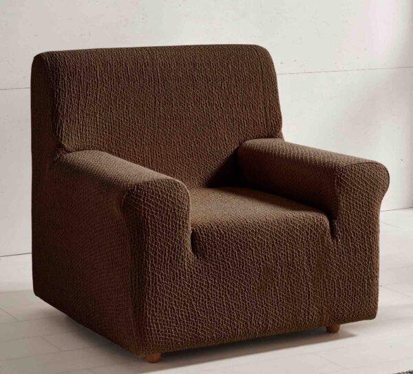 купить Чехол для кресла 1P 16 MARROT Коричневый фото