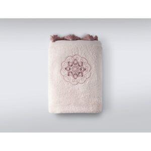 купить Набор полотенец Irya - Covel pudra 3шт Розовый фото