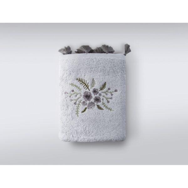 купить Набор полотенец Irya - Elia a.gri3шт Серый фото