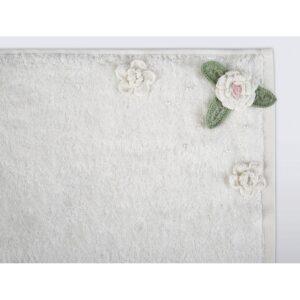 купить Набор полотенец Irya - Limna ekru 3шт Кремовый фото