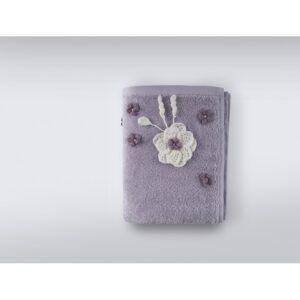 купить Набор полотенец Irya - Lona lila 3шт Лиловый фото