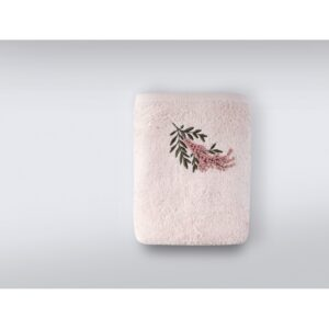 купить Набор полотенец Irya - Rina pembe 3шт Розовый фото